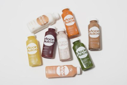Moon Juice is now delivering juices and nut milks to doorsteps across America
