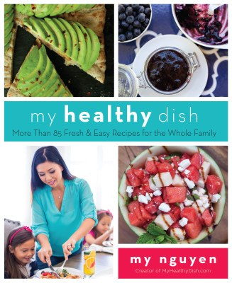 My Healthy Dish bookcover