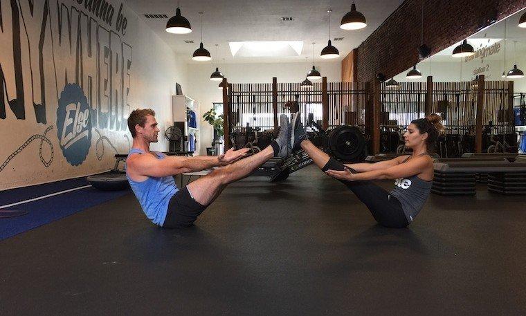 Training Mate_V Sit