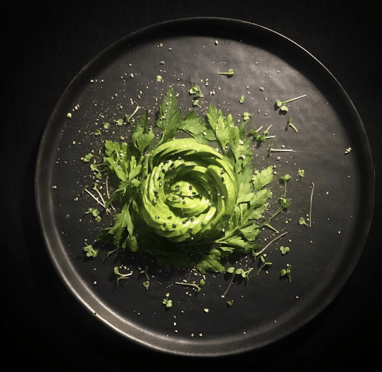 Thumbnail for Avocado roses are taking over Instagram