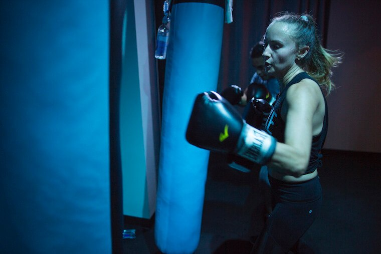 best boxing classes NYC