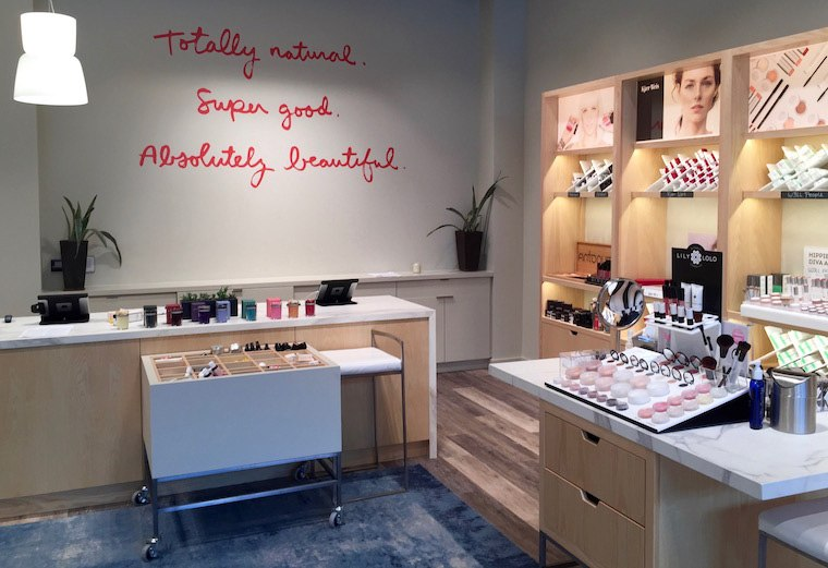 Credo Beauty. Photo: Victoria Lewis for Well+Good