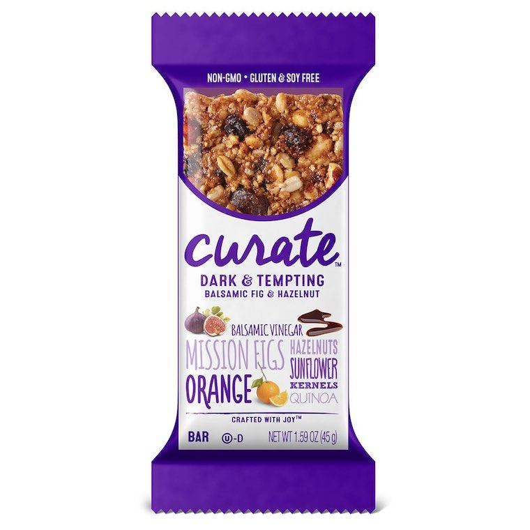 curate snack bar