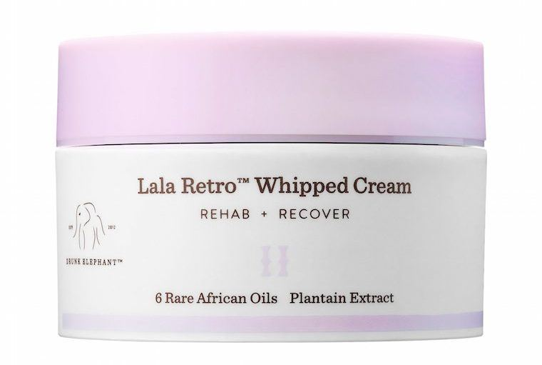 drunk elephant lala retro whipped cream