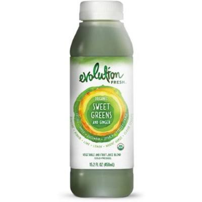 evolution fresh sweet greens smoothie