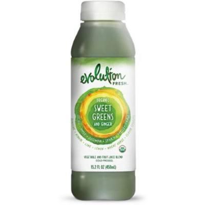 evolution fresh sweet greens smoothie