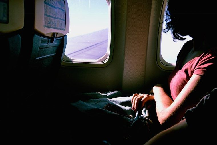 flying travel jetlag