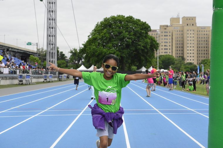 Thumbnail for 10 reasons to respect the sheer girl power produced by Girls on the Run