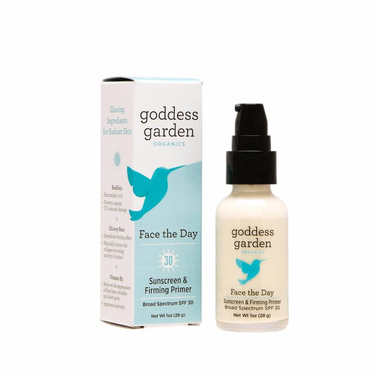 goddess garden face the day primer