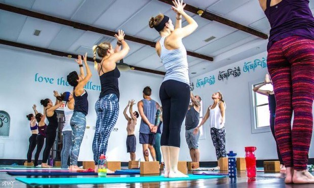 Why this innovative (and expanding) hot yoga studio wants you to think clean
