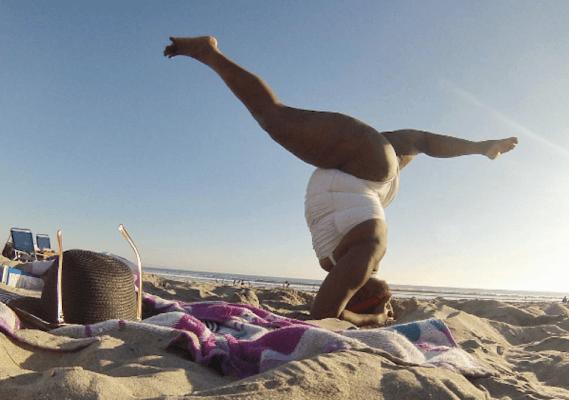 "6 ways Jessamyn Stanley is making the yoga world rethink the word ""fat"""