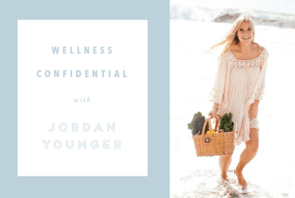 The problem with coconut oil as a cleanser, according to Jordan Younger