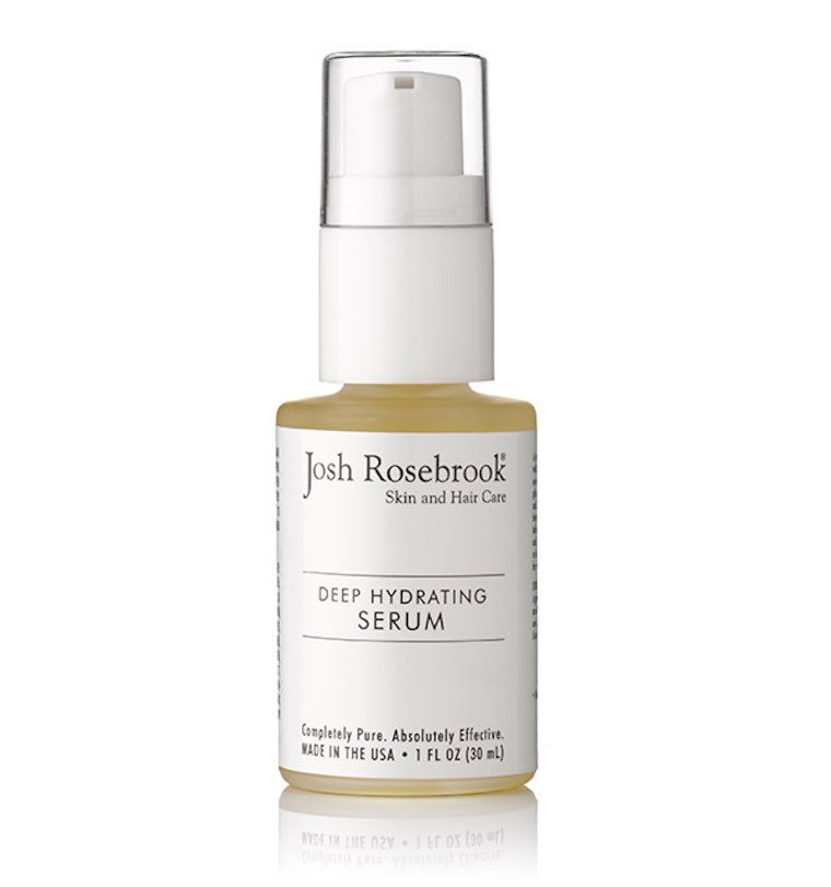 josh rosebrook deep hydrating serum