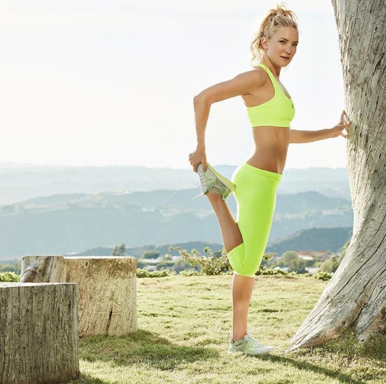 Thumbnail for Kate Hudson's guide to a workout for every mood