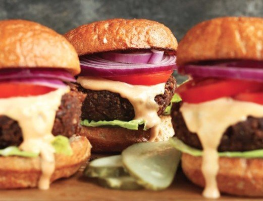 5 insanely delicious veggie burger recipes you should try this weekend