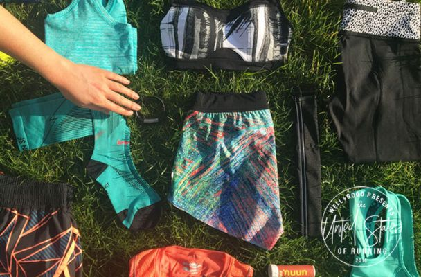 This is the running gear that you actually need (according to an expert)