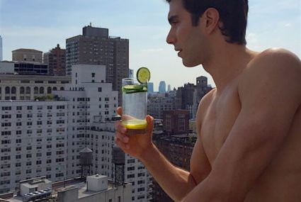 Akin Akman's surprising tip for staying hydrated all summer long