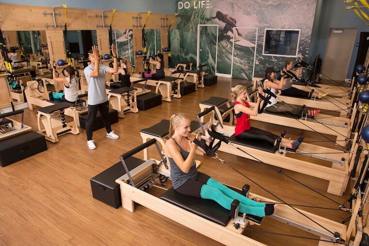Thumbnail for This cool, affordable Pilates brand is taking over the US