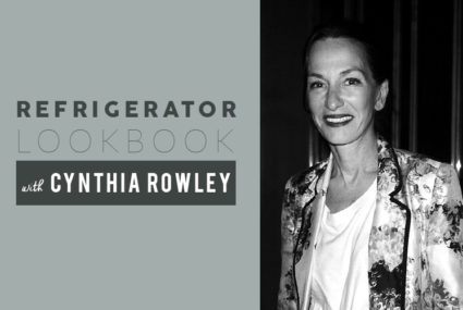 Cynthia Rowley's juicing hack will have you reaching for the ice cube tray