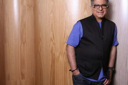 Is Deepak Chopra the next Mark Zuckerberg?