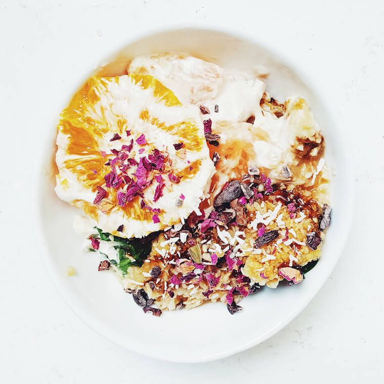 Detoxifying Chicory Bowl