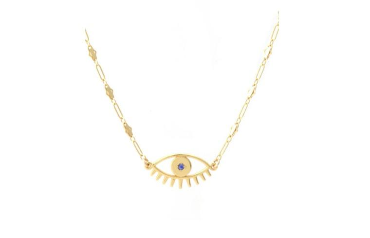 Evil-Eye-Necklace-Blue