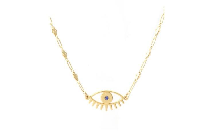 Evil-Eye-Necklace-Blue