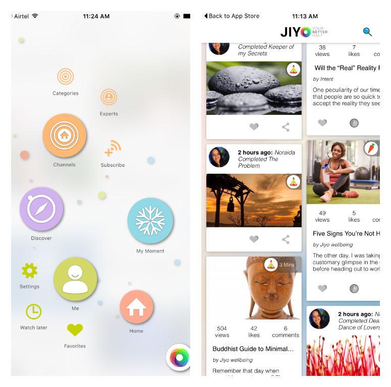Deepak Chopra's new wellness app