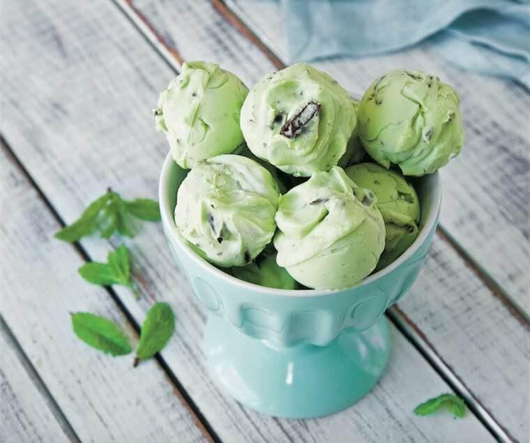 3 ketogenic diet-based frozen dessert recipes | Well+Good