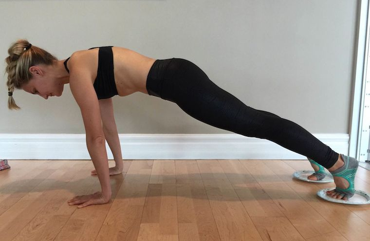 Paper Plate Pilates_Plank1