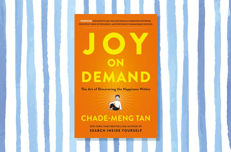 joy on demand tan book