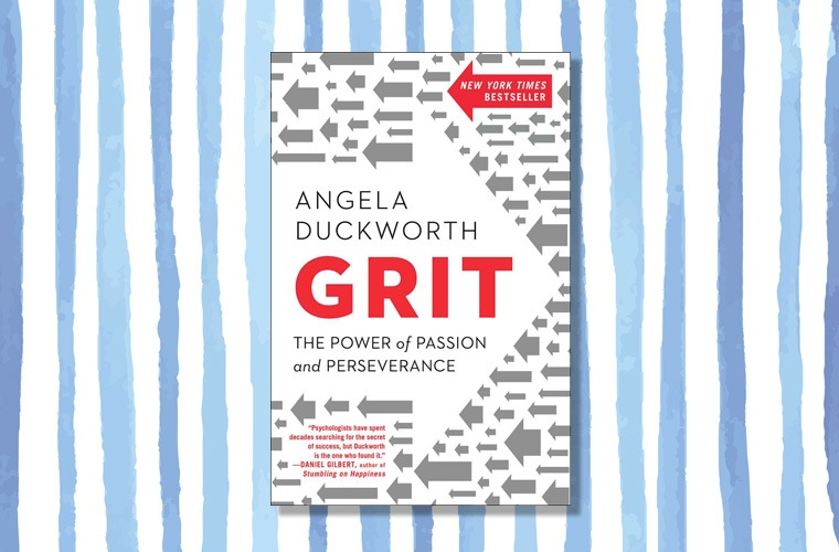 grit duckworth book