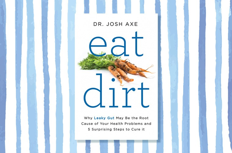 eat dirt josh axe book