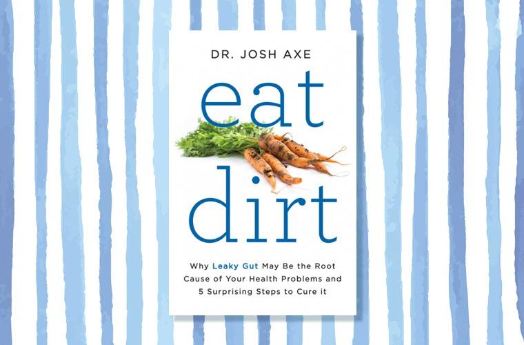 eat dirt josh axe book