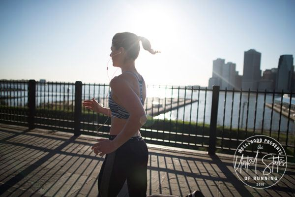5 thoughts you're bound to have during your first long run