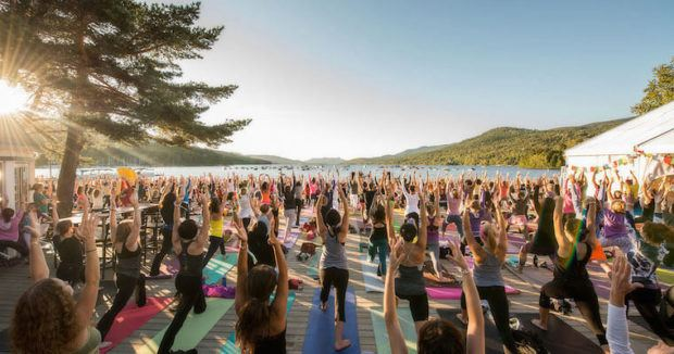 The 11 best healthy retreats this summer