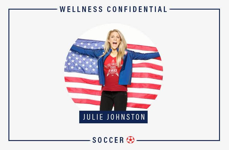 Thumbnail for The surprising way this Olympic hopeful relieves her sore muscles