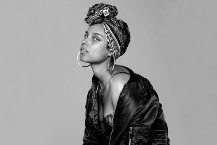 Alicia Keys is all about #nomakeup—why that's a beautiful thing