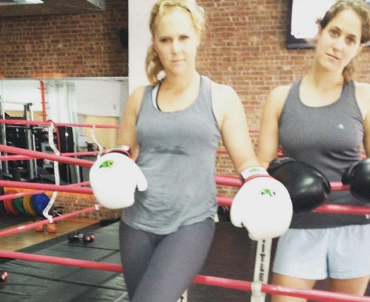 Thumbnail for The 5 healthy habits Amy Schumer does every day