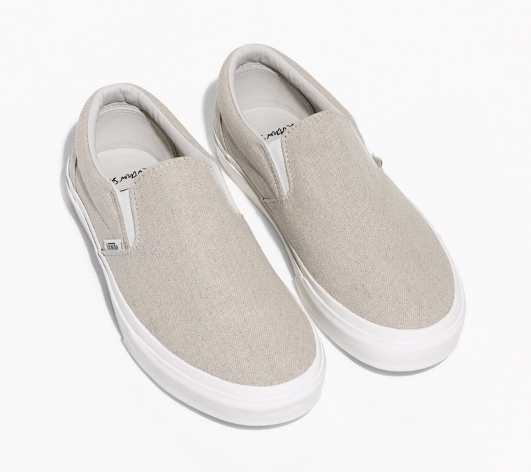 and-other-stories-linen-sneakers