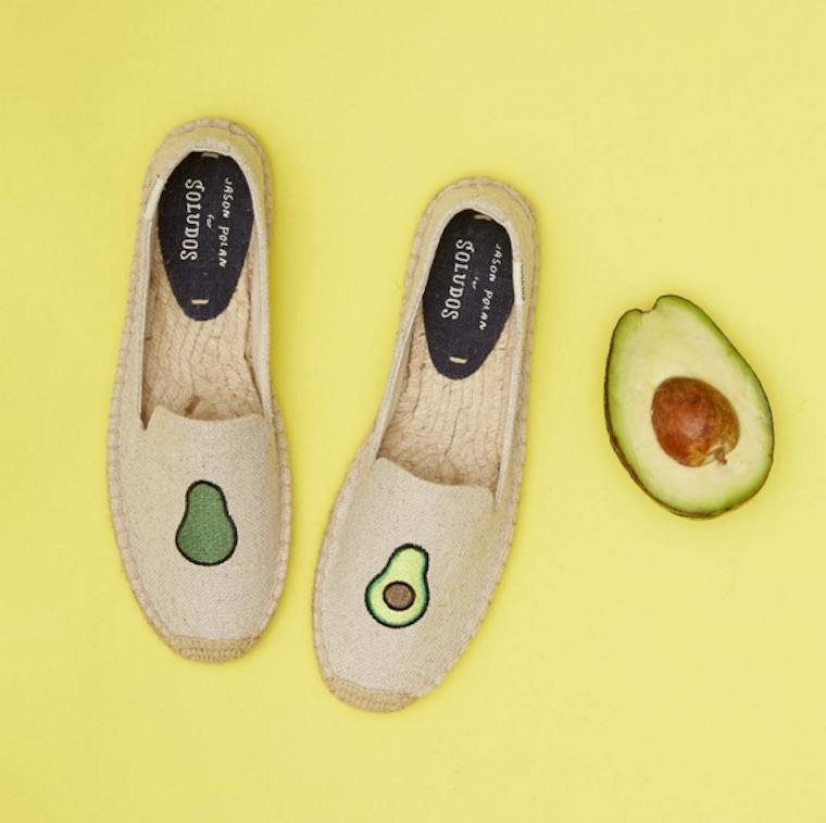 Thumbnail for Now you can have your avocado—and wear it too
