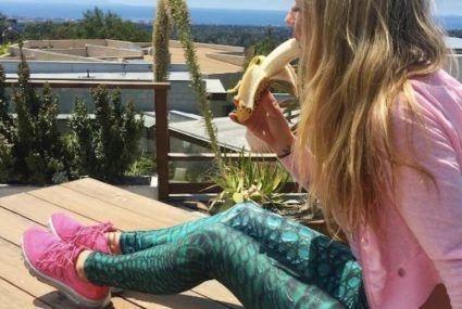 Wait, is eating 51 bananas a day healthy?