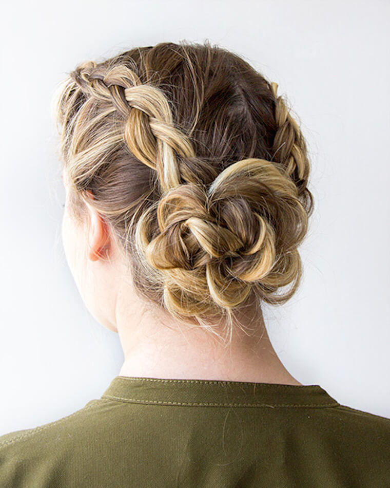 Thumbnail for Your new favorite hot-weather hairdo