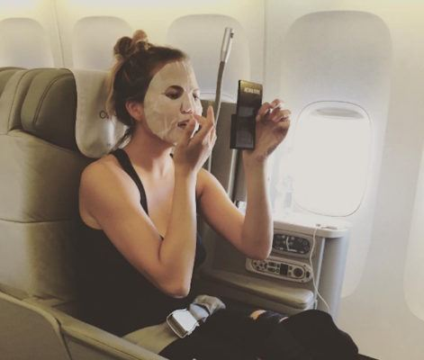 The 7 craziest things celebrities do to stay healthy while traveling