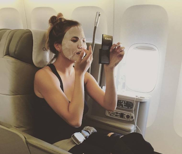 Thumbnail for Here's how Rihanna, Lady Gaga, Madonna, and more celebs stay healthy while traveling