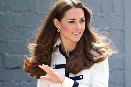 Well+Good - Kate Middleton's favorite sneakers cost less than a pair of leggings