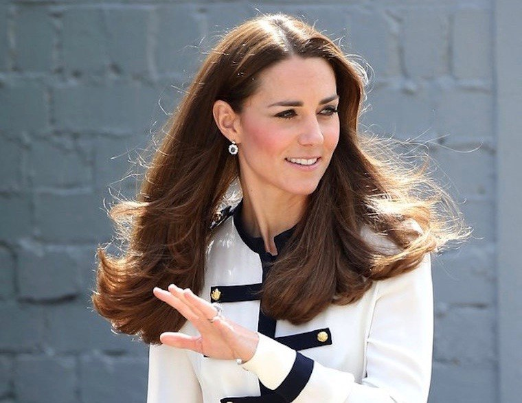 Thumbnail for Kate Middleton's favorite sneakers cost less than a pair of leggings