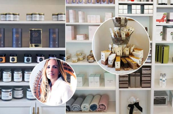 The clean beauty scene in the Hamptons is expanding