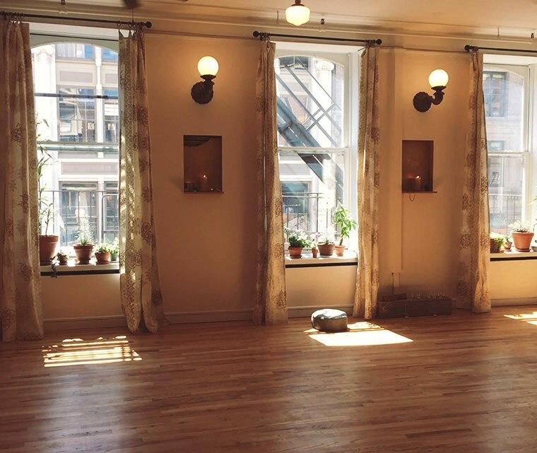 Kula Yoga Project Soho studio