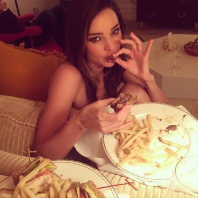 The eating philosophy that Miranda Kerr is crazy about